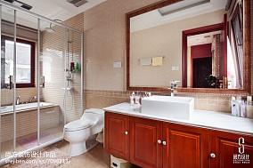 精选中式别墅卫生间装饰图片
