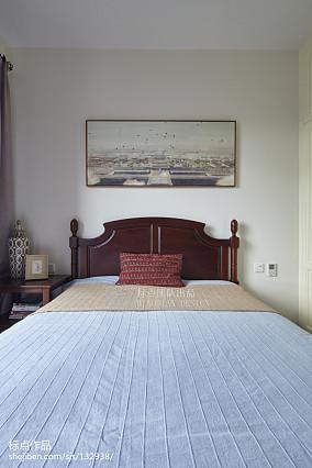 精致133平北欧四居卧室图片大全四居及以上北欧极简家装装修案例效果图