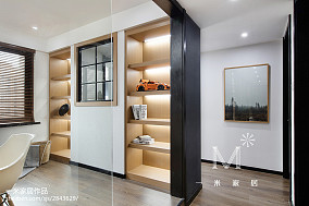 大气59平现代二居装修装饰图