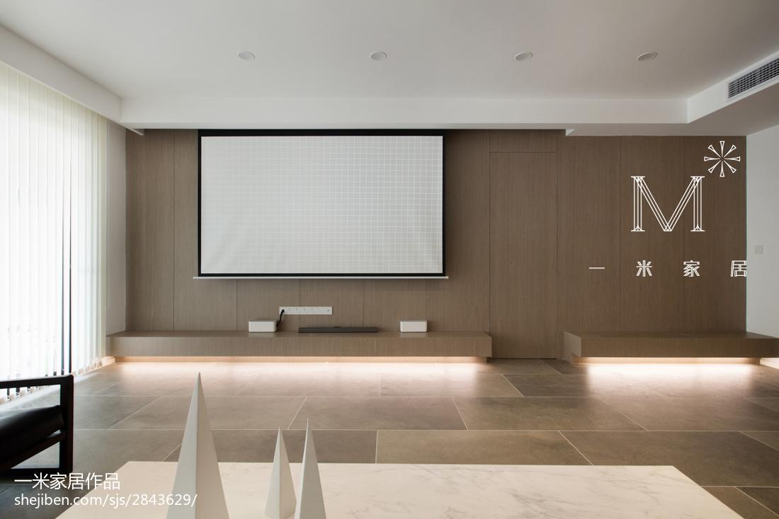 精选70平米二居客厅现代装修实景图片欣赏客厅现代简约客厅设计图片赏析