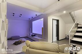 典雅102平简约四居装修美图功能区现代简约设计图片赏析