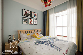 简洁70平现代二居装饰美图