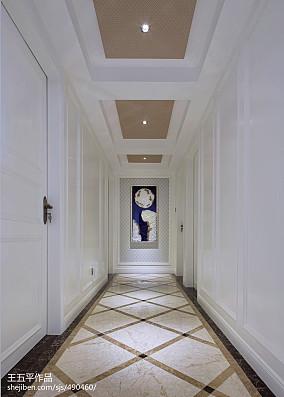 精选129平米新古典别墅装修实景图片