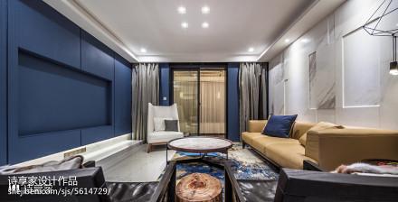 摩登现代风格客厅设计
