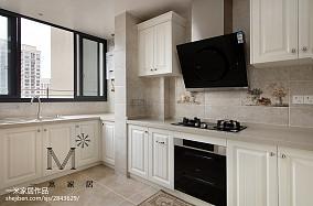 轻奢66平美式二居装修图二居美式经典家装装修案例效果图