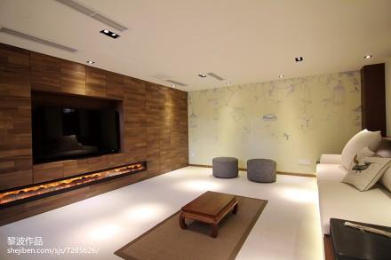 明亮339平东南亚别墅设计案例