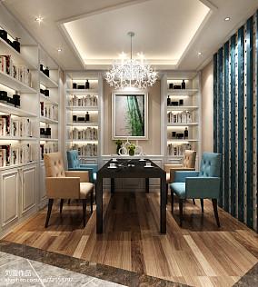现代中式宾馆室内图片