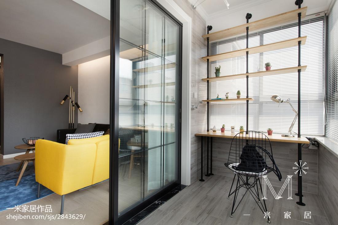 华丽22平北欧小户型装修图片客厅