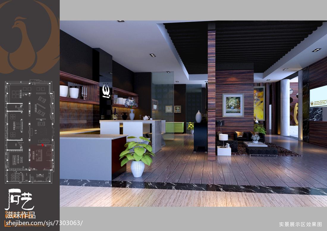 酒店整体浴室设计图片赏析