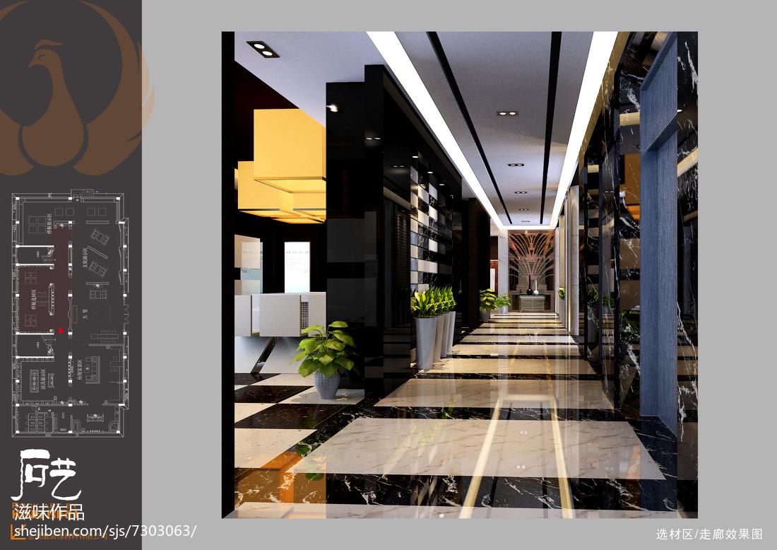 宾馆卫生间整体浴室设计图片赏析
