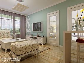 现代公主风格卧室图片