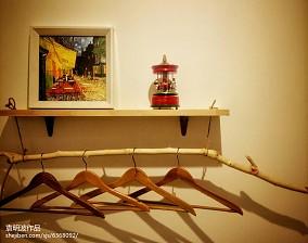 热门田园复式卧室设计效果图