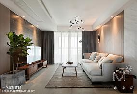 优美140平现代二居装潢图