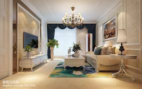 精选欧式小户型客厅装修效果图片