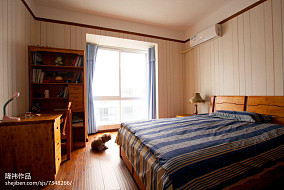精美121平米美式复式儿童房装修欣赏图