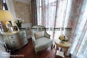 中式室内装修卧室