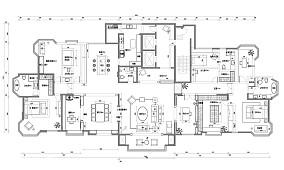 清美四室两厅三卫效果图