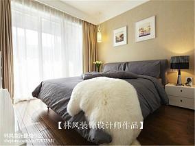 热门面积70平小户型卧室现代装饰图片大全