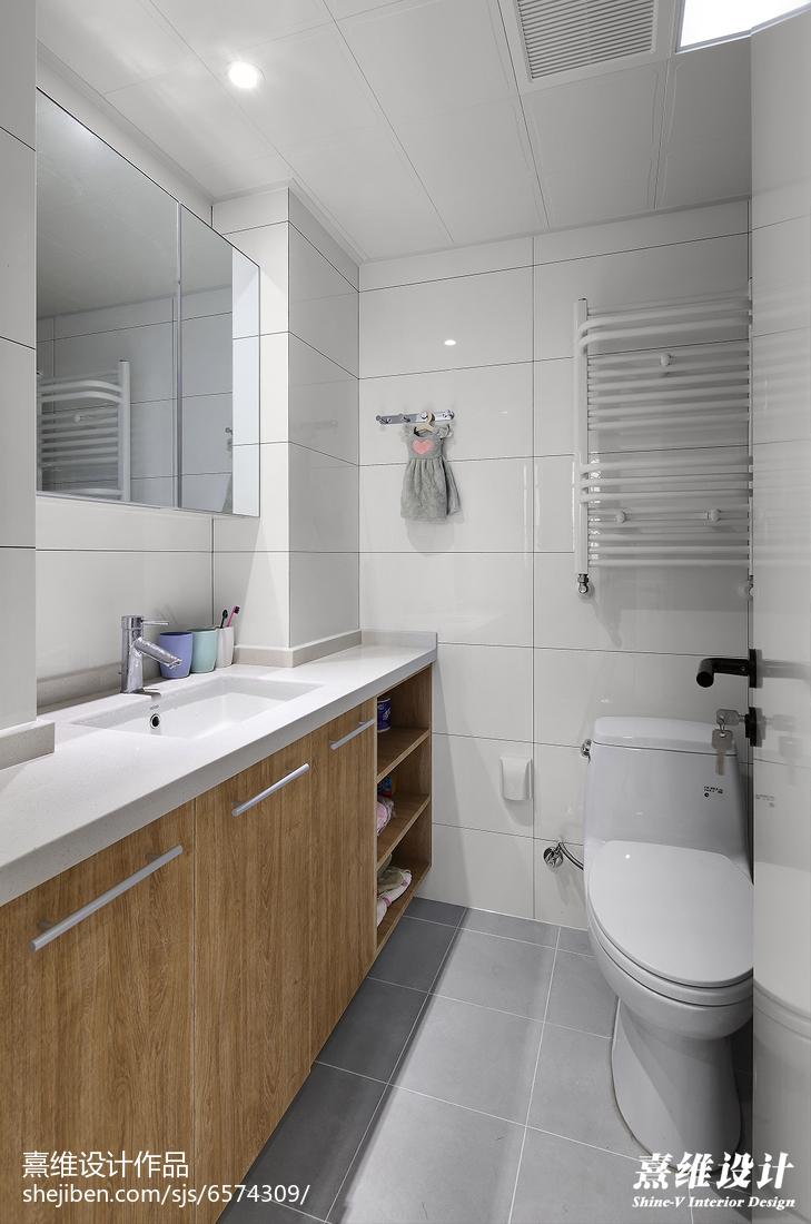 精美日式三居卫生间装修欣赏图片卫生间日式卫生间设计图片赏析