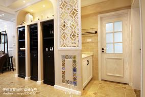 质朴124平美式四居装修装饰图