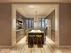 新厨房窗户效果图2014