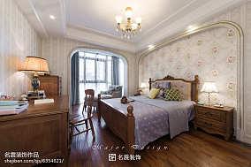 精选135平米美式复式卧室效果图片欣赏