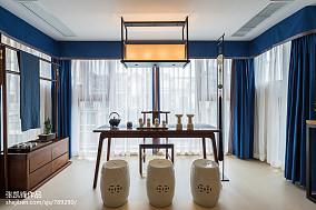50万175㎡中式现代家装装修效果图