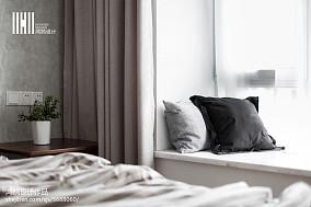 精选北欧二居卧室装修实景图片