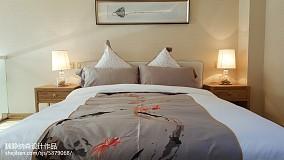 精选80平米小户型卧室装修效果图