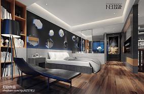 卧室背景墙用相片
