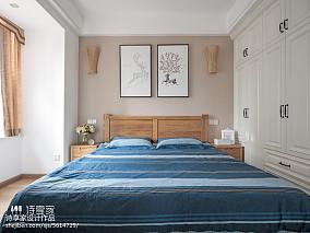 精致北欧风格卧室效果图
