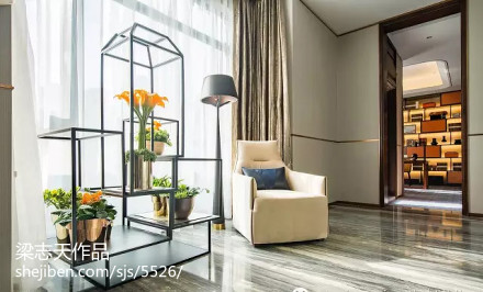 精选面积132平别墅休闲区混搭装修设计效果图片大全功能区