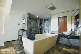 LOFT风格卫浴装修案例