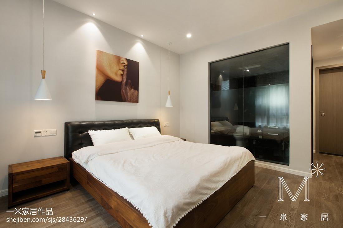 现代风格家居卧室装修图片卧室现代简约卧室设计图片赏析