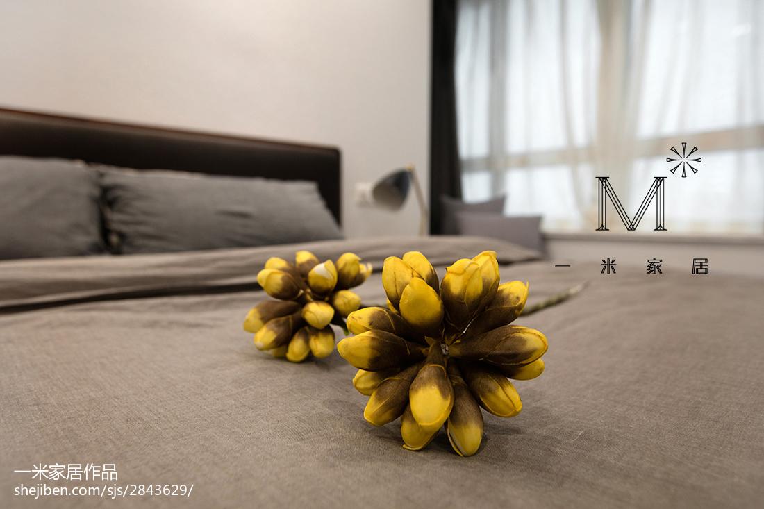 2018精选90平方三居卧室现代装饰图片大全功能区其他功能区设计图片赏析