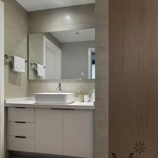 优雅119平现代三居装修美图