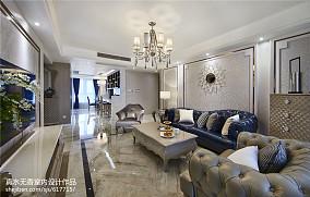新古典风格三居装修