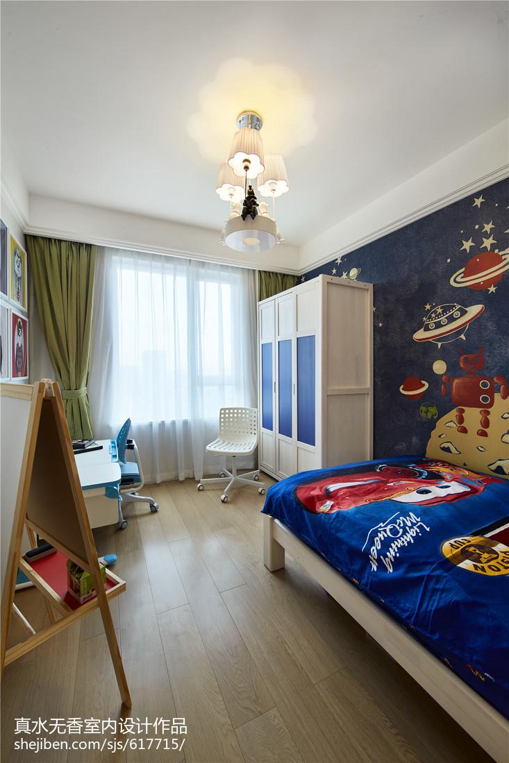 家居新古典风格儿童房装修大全