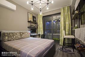 loft风格简单卧室装修