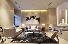 精选中式客厅装饰图片大全