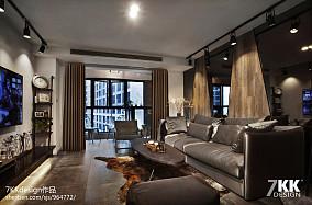 酒店式公寓炫酷黑白灰设计---同进理想城_2511893