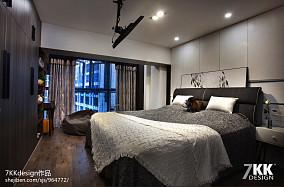 酒店式公寓炫酷黑白灰设计---同进理想城_2511896