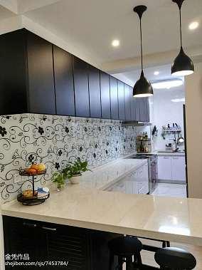 精选小户型厨房简约装修图片欣赏