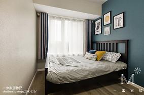 家居现代风格男儿童房设计卧室现代简约卧室设计图片赏析