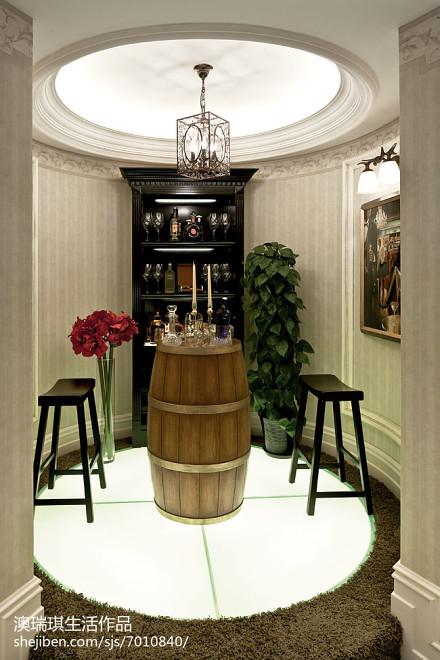 优雅680平新古典别墅装饰图片