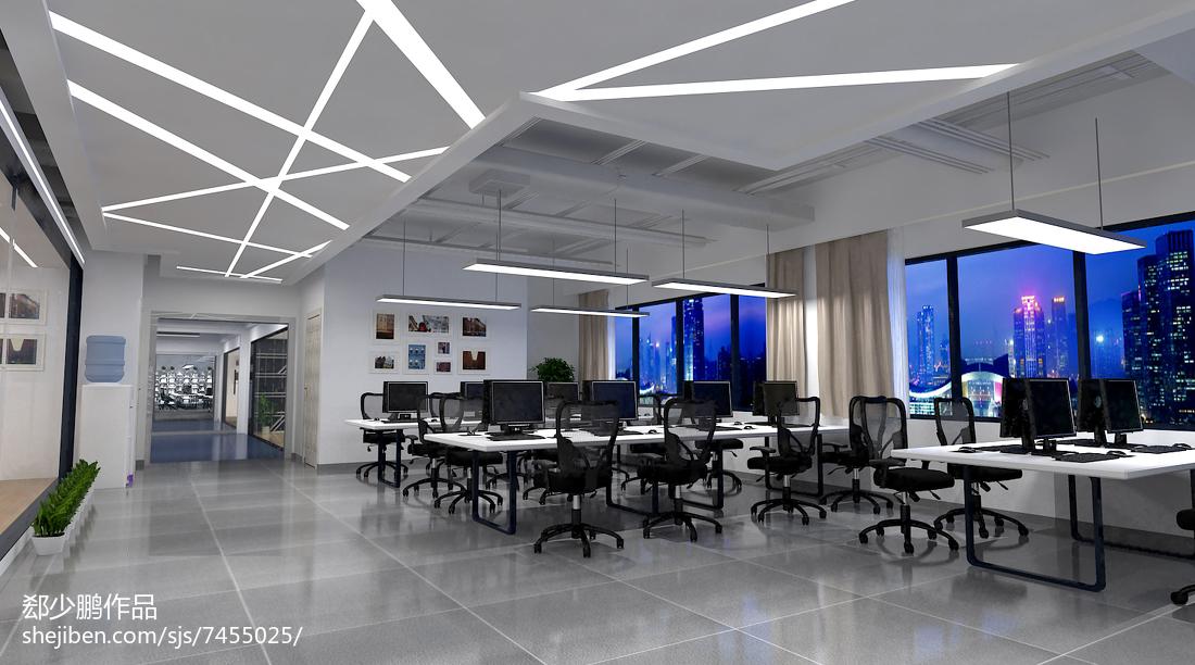 办公室会议室装修设计图设计图片赏析