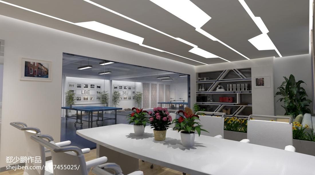 办公室会议室装修设计图片赏析
