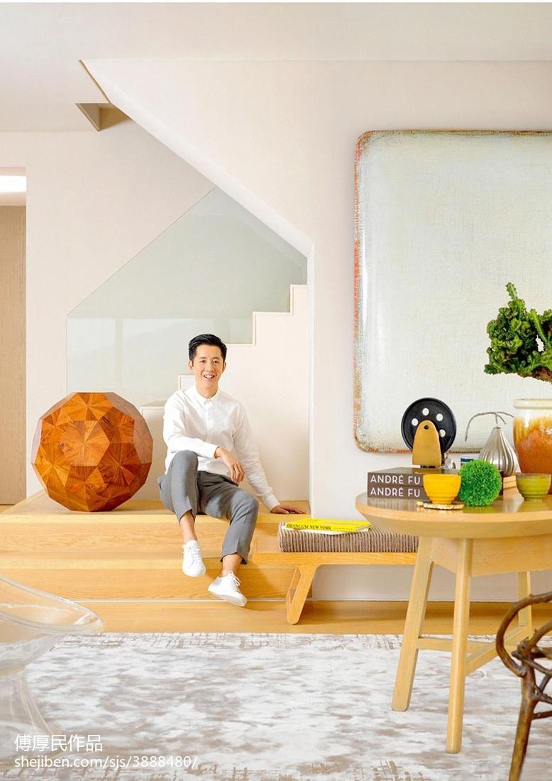 精美面积80平混搭二居客厅装修欣赏图片客厅