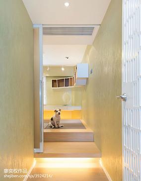 简单现代风格休闲区装修图
