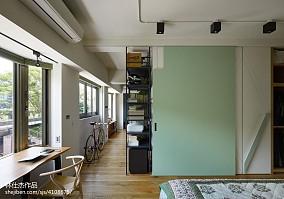 2018三居卧室日式装修实景图卧室1图日式设计图片赏析
